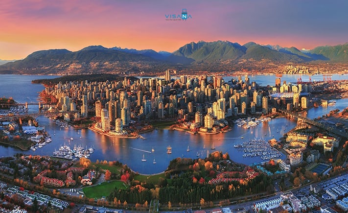 du lịch vancouver canada